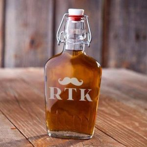 Groomsmen gifts - flask