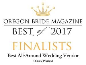Bend Weddings and Events Best All Around Wedding Vendor