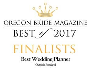 Bend Weddings and Events Best Wedding Planner
