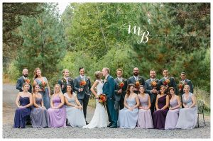 Bridal Party @ Rock Springs Guest Ranch