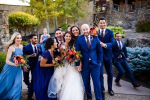 Zac + Jess Bridal Party