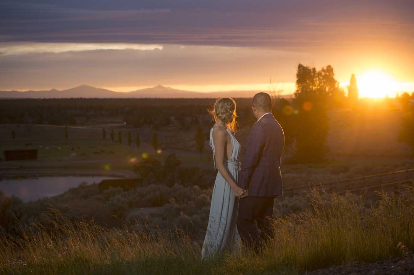 Brasada Ranch Wedding - Photo credit Kimberly Kay Photography